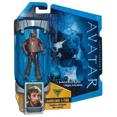 Avatar - Figurina Norm Spellman