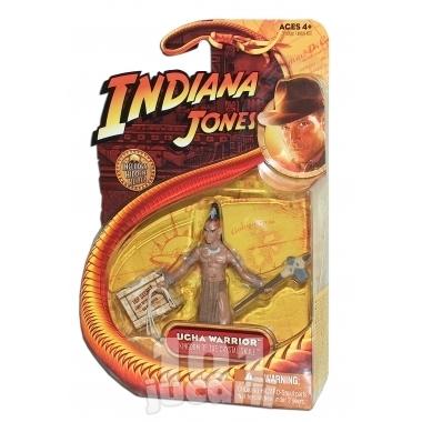 Figurina Indiana Jones (seria 2) - Ugha Warrior