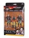 Set figurine UNSC Trooper Support Staff