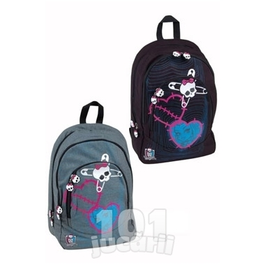 Rucsac Monster High, Papusi Monster High