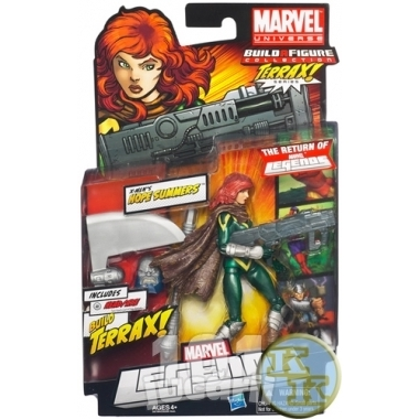 Marvel Legends 2012, Figurina Hope Summers 15 cm