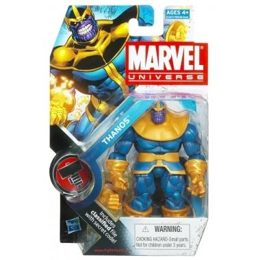 Marvel Universe, Figurina Thanos 10 cm