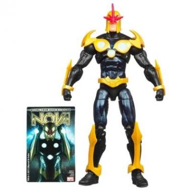 Marvel Universe, Figurina Nova 10 cm