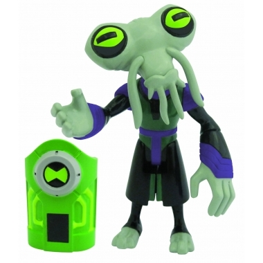 Figurina Azmuth, Ultimate Alien