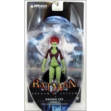 Arkham Asylum, Figurina Poison Ivy 17 cm