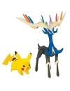 Set figurine Xerneas/Pikachu