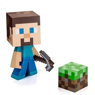 Minecraft, Steve