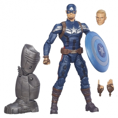 Marvel Now, Figurina Captain America 15 cm