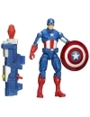 Shockwave Blast Captain America