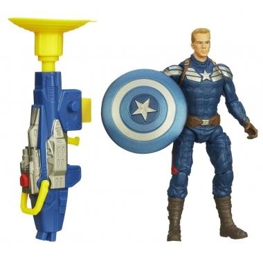 Grapple Cannon Captain America 10 cm