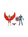 Captain America & Falcon