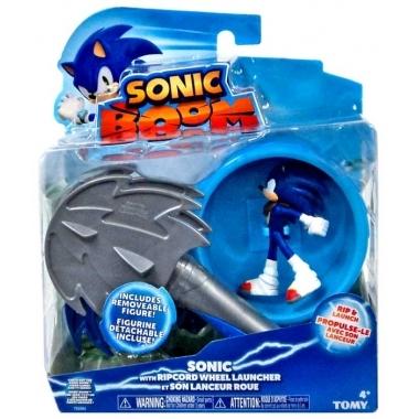 Sonic Boom, Sonic cu accesorii