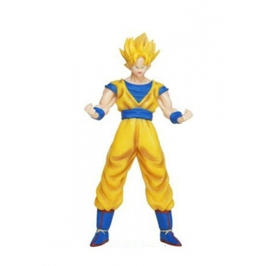 Dragon Ball,  Goku Super Sayan 15 cm