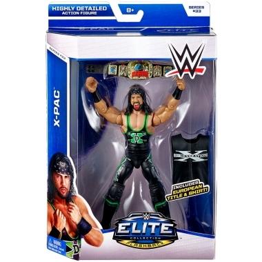 X-Pac, Elite 33