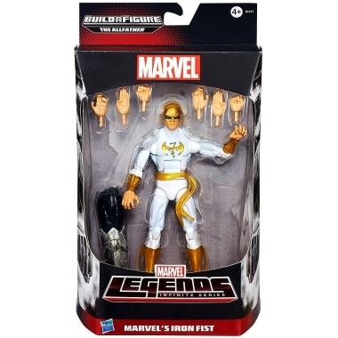 Marvel Legends Infinite, Iron Fist