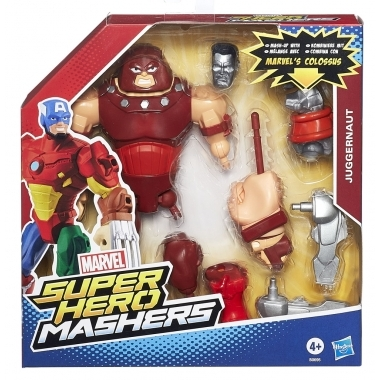 Super Hero Mashers, Juggernaut 15 cm