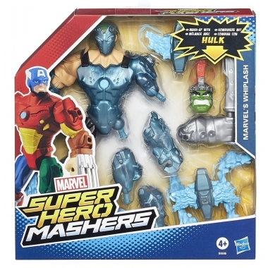 Super Hero Mashers, Marvel's Whiplash 15 cm
