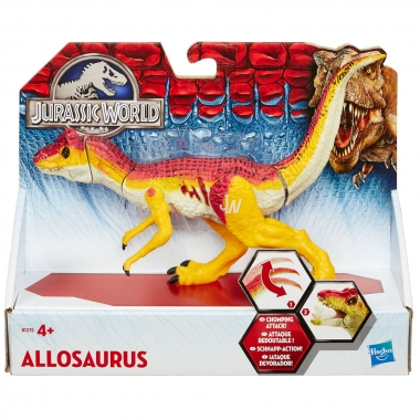 Jurassic World,  Allosaurus 20 cm