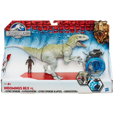 Indominus Rex vs. Gyro Sphere, 30 cm