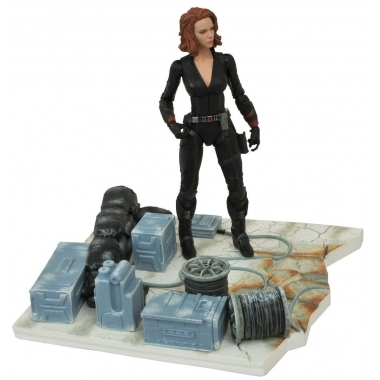 Age of Ultron,  Figurina Black Widow 18 cm