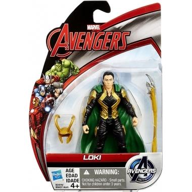 Avengers Age of Ultron Figurina Loki 10 cm