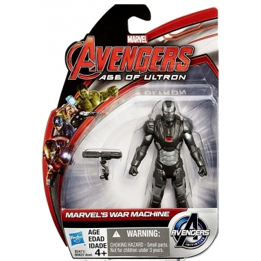 Avengers Age of Ultron Marvel's War Machine 10 cm
