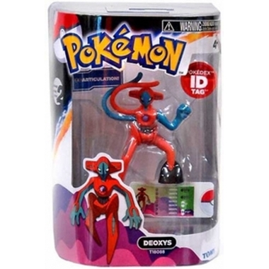 Pokemon, Figurina Deoxys 10 cm