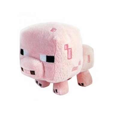 Jucarie plus Minecraft, Baby Pig 18 cm
