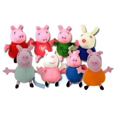 Jucarii plus Peppa Pig, 17 cm