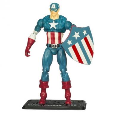Marvel universe, Figurina Captain America 10 cm