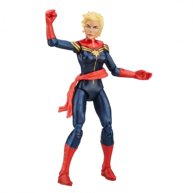 Marvel Legends 2016, Figurina Captain Marvel 10 cm
