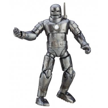 Marvel Legends 2016, Figurina Classic Iron Man 10 cm