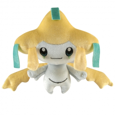 Pokemon, Jucarie plus Jirachi 20 cm