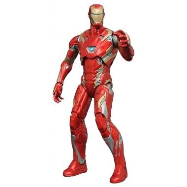 Marvel Select, Iron Man Mark 45 Civil War 18 cm