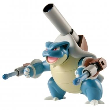 Pokemon Supreme, Figurina  Blastoise 15 cm