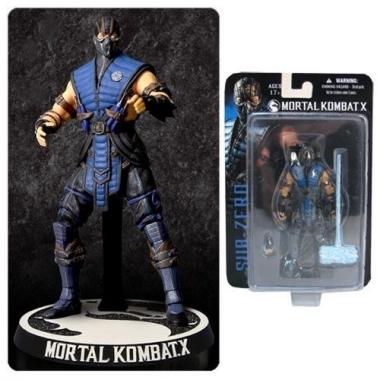 Mortal Kombat X, figurina articulata Sub Zero 10 cm