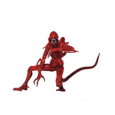 Aliens  Seria 5, Genocide Alien Red 18 cm