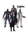 Batman Arkham Origins,  4-Pack 17 cm