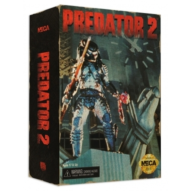 City Hunter Predator, Video Game 20 cm