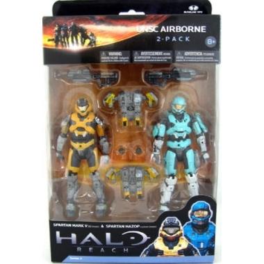 Halo Reach 2PK, UNSC Airborne