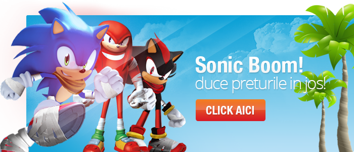 sonic reducere