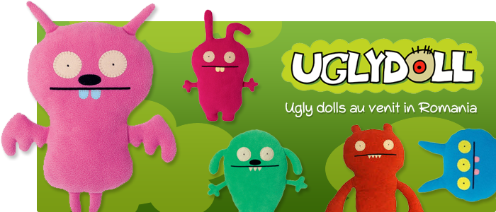 uglly doll