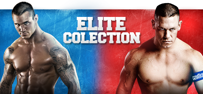 Wrestling Elite Collection