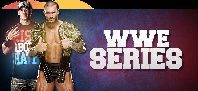 Wrestling Serii simple