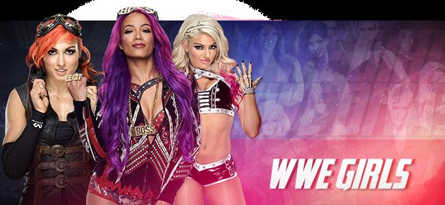 Wrestling Divas/WWE Girls