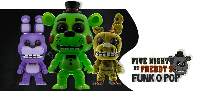 FNAF Funko! Pop