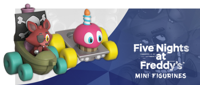 FNAF Minifigurine