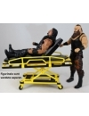 Accesorii WWE - Targa (Deluxe Stretcher - Ringside Exclusive)