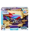 Aeronava de lupta cu figurina Rainbow Dash - Guardians of Harmony