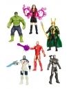 Avengers Age of Ultron Figurina Iron Legion 10 cm